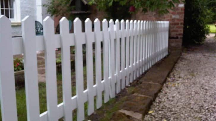 Picket Fence​