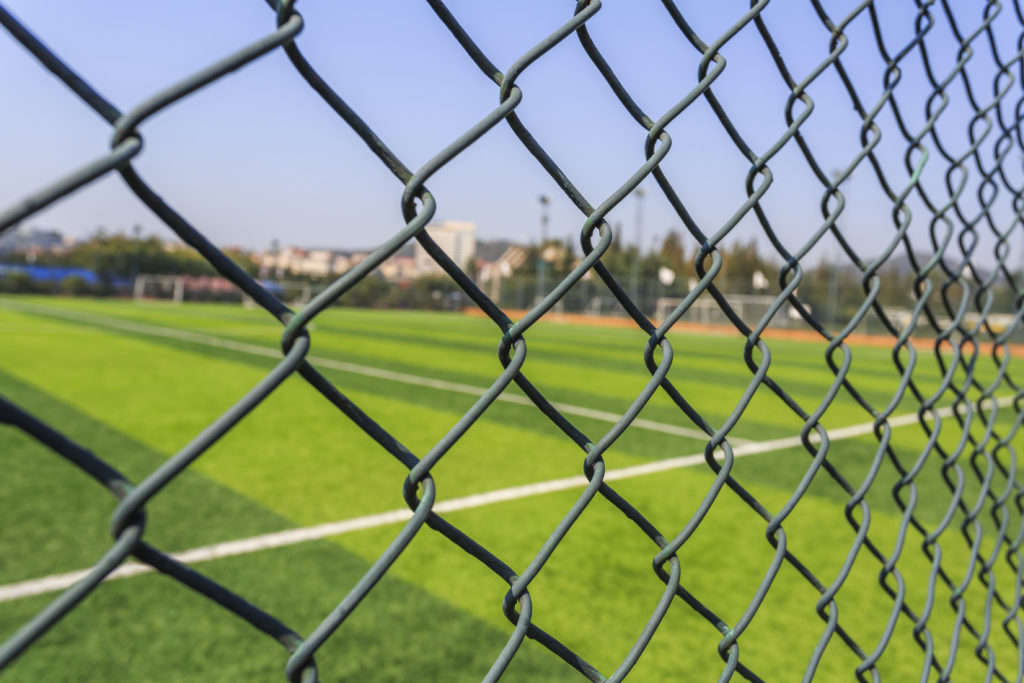 Tyler Chain Link Fence