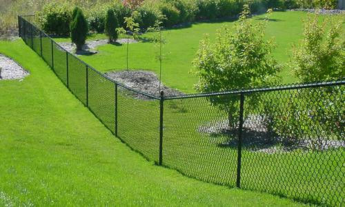 Chain Link Fence​