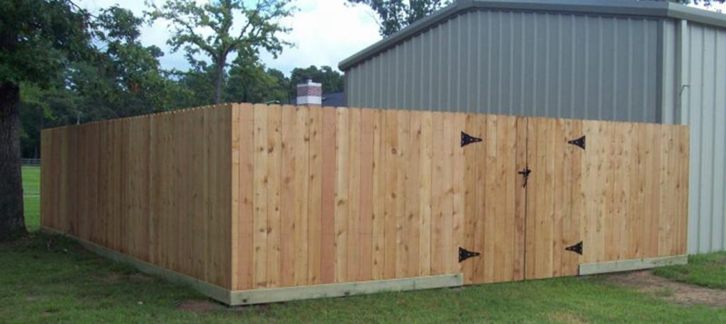 Tyler Wood Fences​